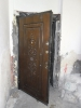 شروع نصب دربهای ضد سرقت بلوک دهم سی ام دیماه 1399